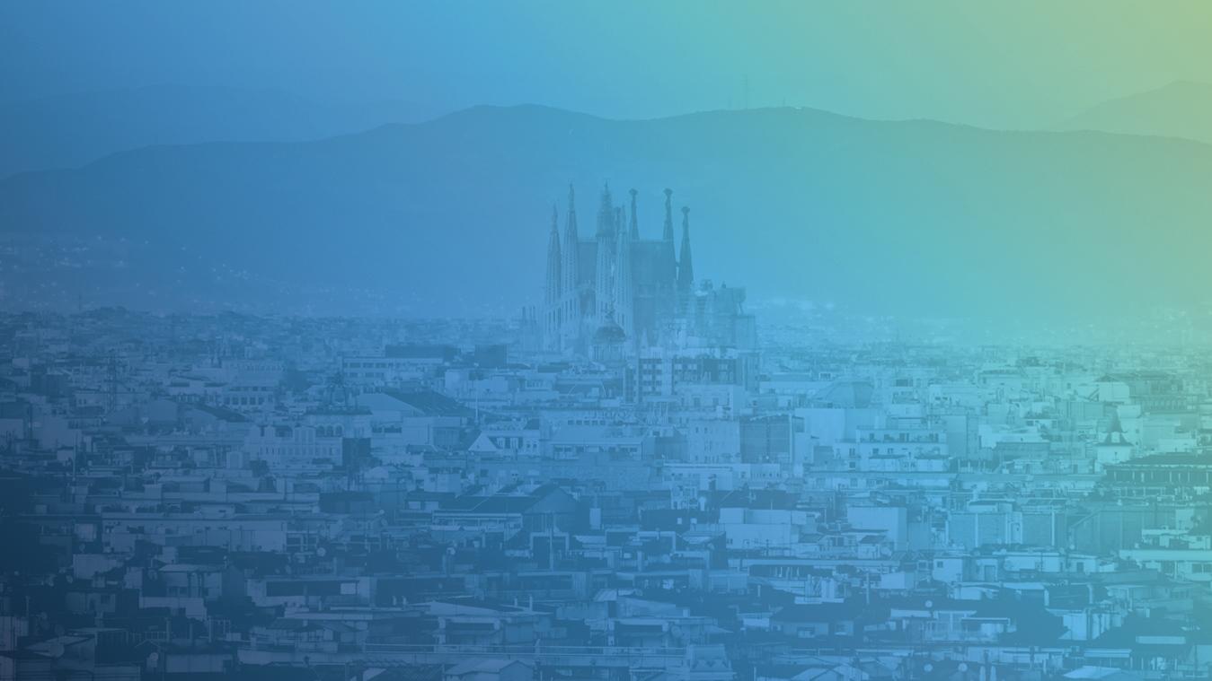 Barcelona city.