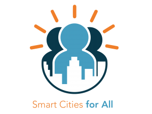 smart cities for all logo